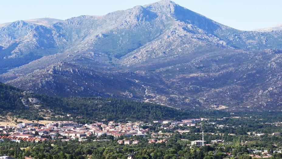 Panorámica del Parque Nacional de la Sierra de Guadarrama
