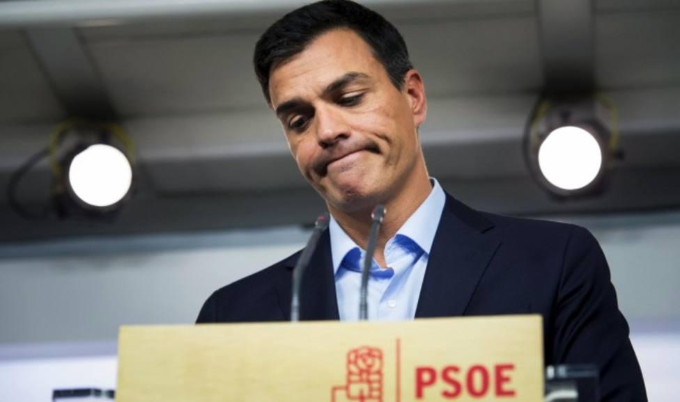 Los motivos que llevaron a Sánchez a dimitir como líder del PSOE en 2016