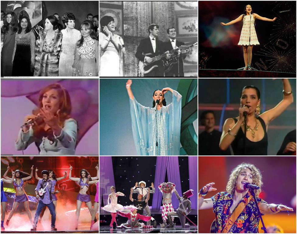 ¡Europánico! Los diez momentos más incómodos de España en Eurovisión