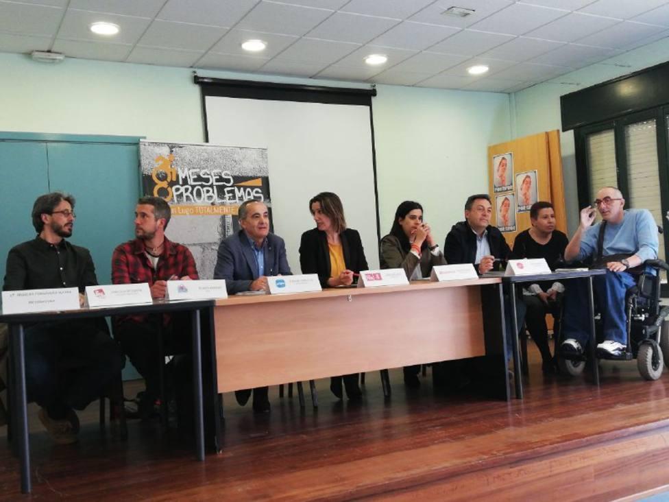 Lugo a debate: Los candidatos hablan sobre el futuro del sistema ORA