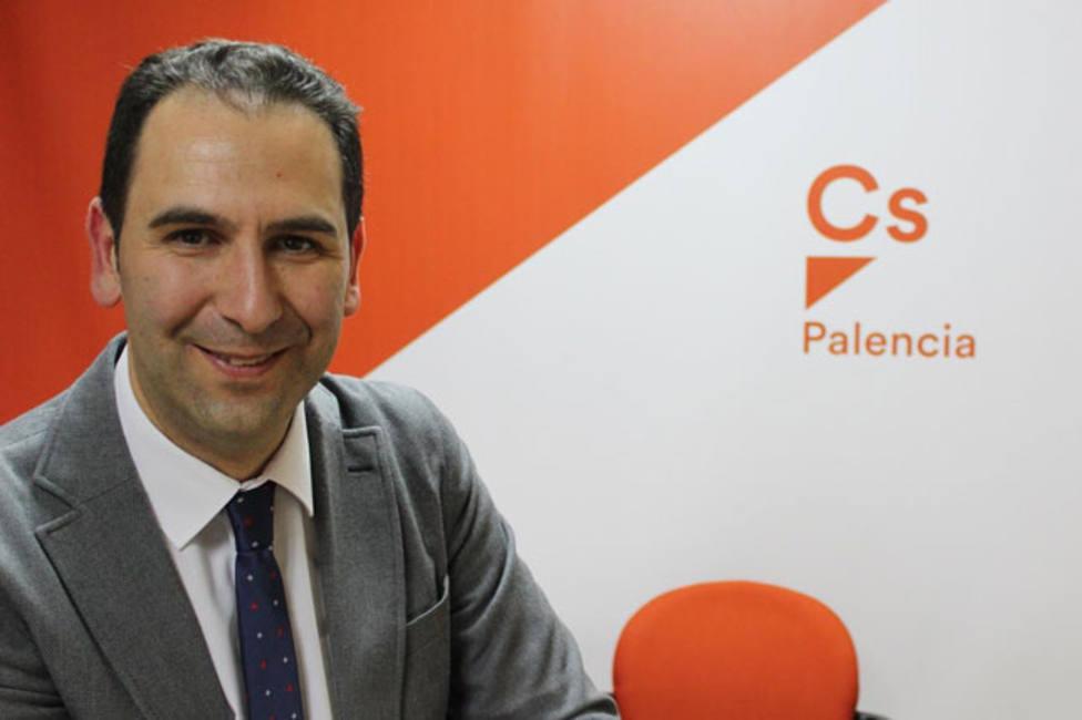 Mario Simón sería el próximo Alcalde de Palencia según un preacuerdo regional entre Cs y PP