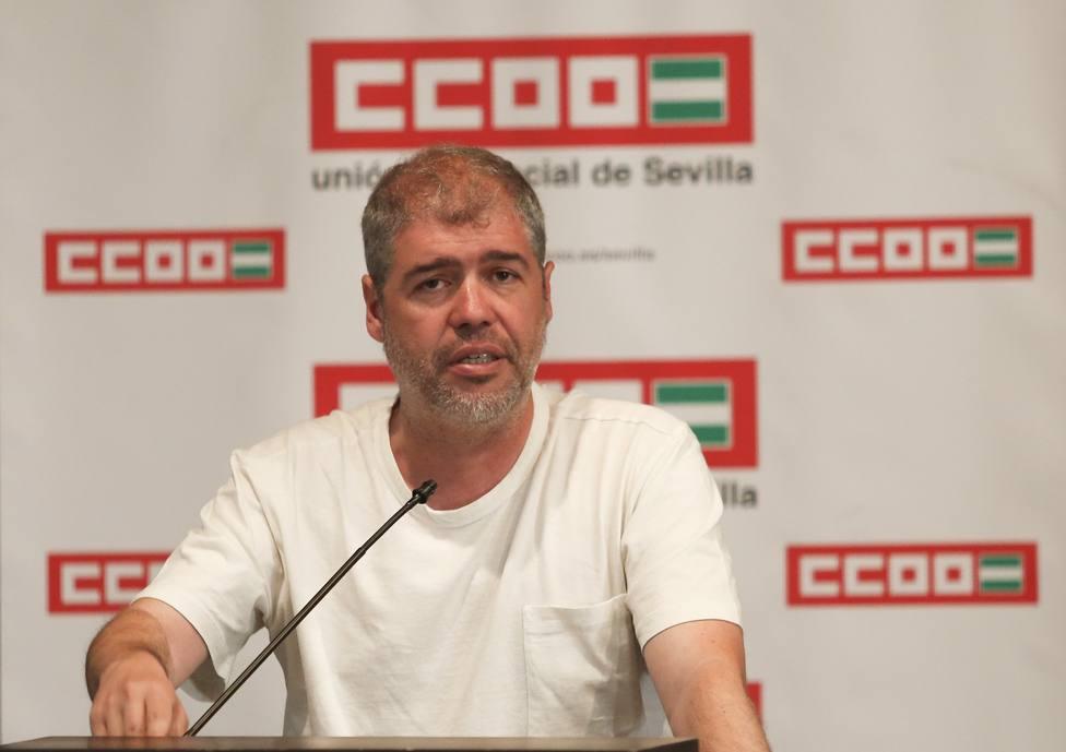 CCOO insta a no demonizar ningún escenario de gobierno entre PSOE y Unidas Podemos y pide responsabilidad política