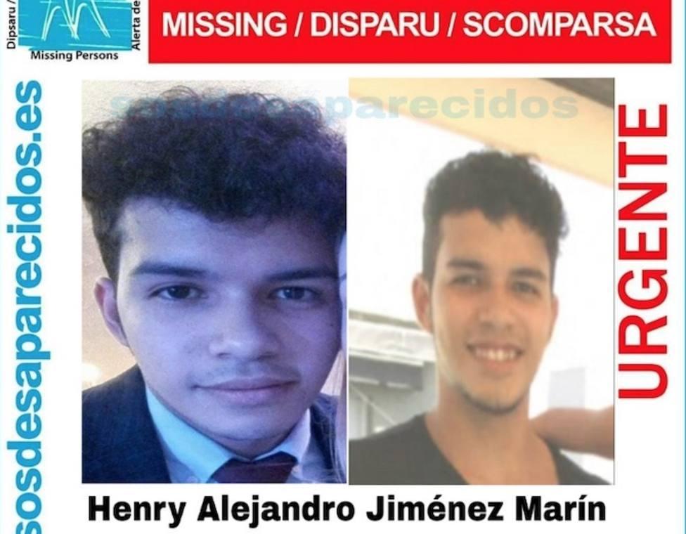 La desaparicion de Henry el pasado fin de año continúa siendo un misterio