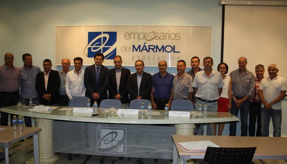 Los empresarios del mármol elegirán nuevo presidente y junta directiva el próximo 19 de septiembre