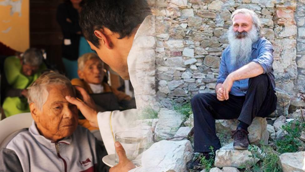 Guidalberto Bormolini, de Reconstructores en la oración | Simone Donati