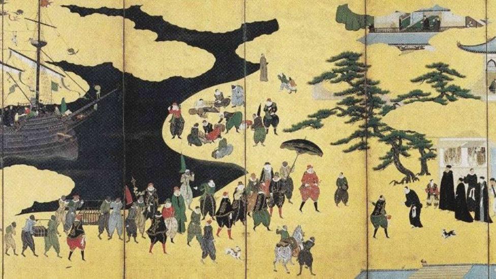 Ryosai, el primer japonés en predicar el Evangelio