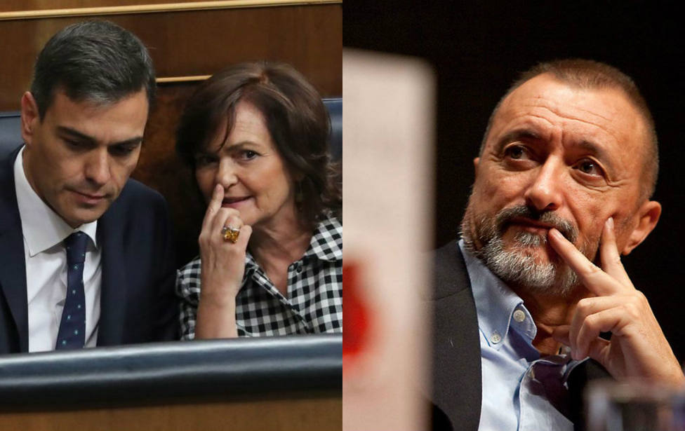 La dura crítica de Pérez-Reverte al Gobierno de Pedro Sánchez por este homenaje a España
