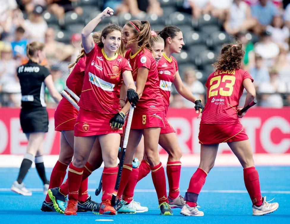 (Previa) España aspira a volver al podio europeo de hockey hierba