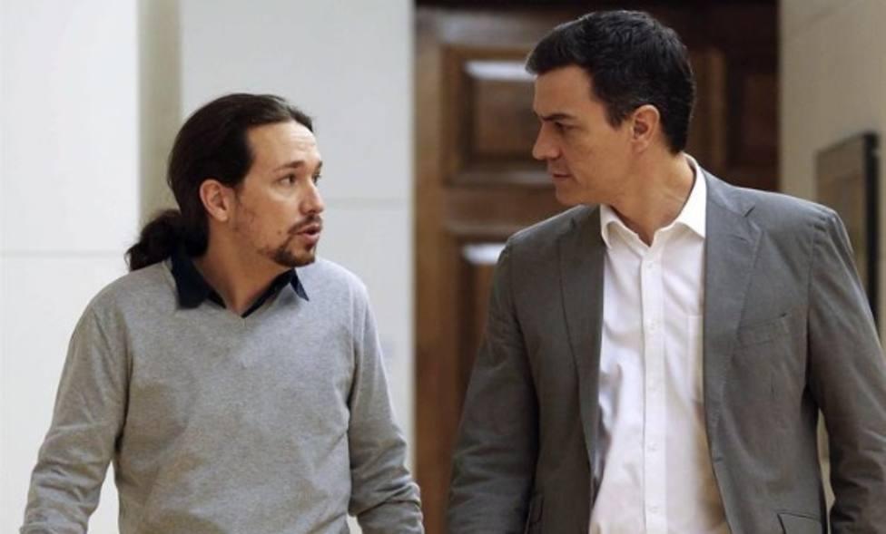 El tira y afloja en las negociaciones entre PSOE y Podemos perpetúa el bloqueo electoral