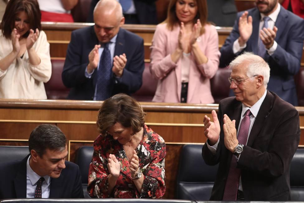 Sánchez insta a Iglesias a renunciar a la coalición, sopesar acuerdo con el PSOE y permitir que arranque la legislatura