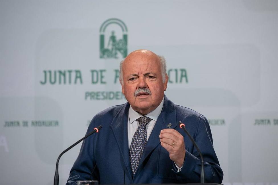 Jesús Aguirre consejero de Saud y Familias