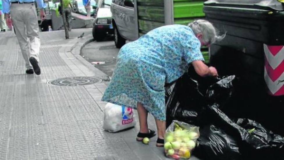 la pobreza afecta a más cántabros