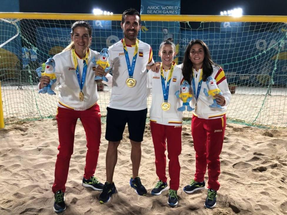 Laura Gallego y Jessica Higueras campeonas del Mundo