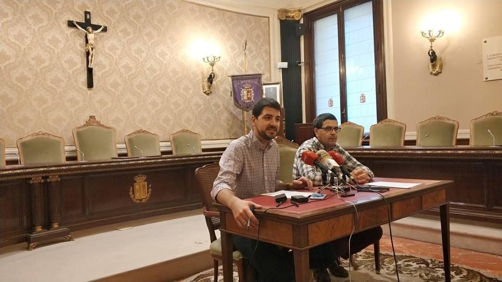 David Jurado, portavoz del PSOE en Diputación