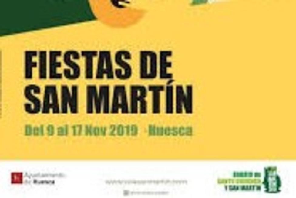 Cartel Fiestas de San Martin 19