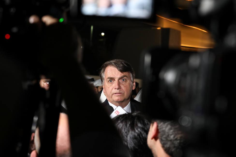 Bolsonaro recuerda que el presidiario Lula sigue teniendo todos los delitos a sus espaldas