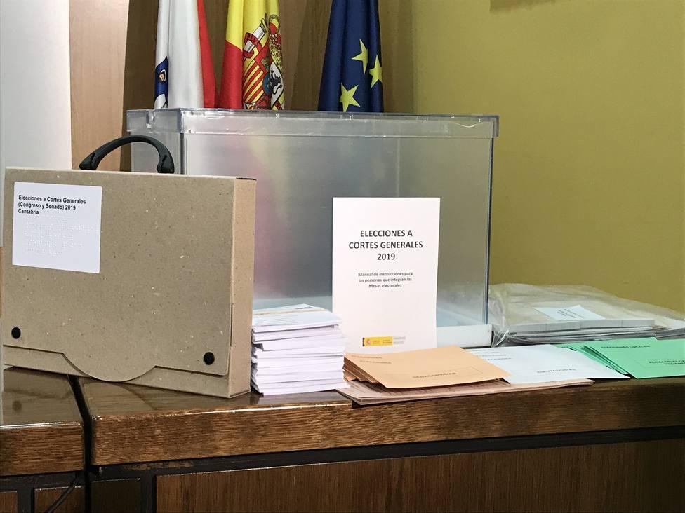 En Baleares, con el 93,29% escrutado, PSOE, PP, Unidas Podemos y Vox obtendrían dos diputados