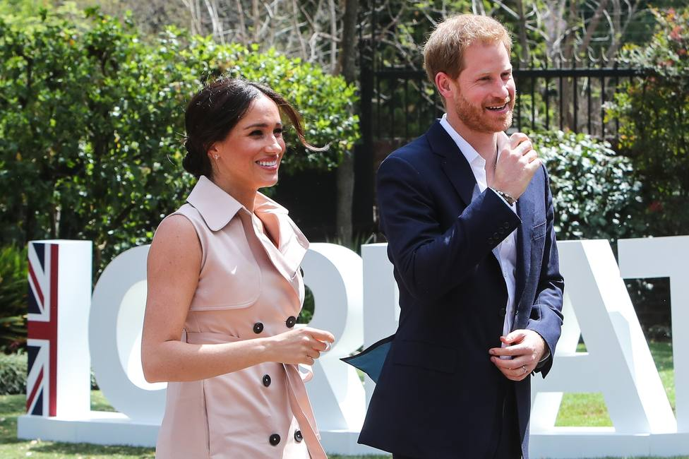 El príncipe Harry y Meghan Markle dejan de ser Altezas Reales y este es el precio a pagar
