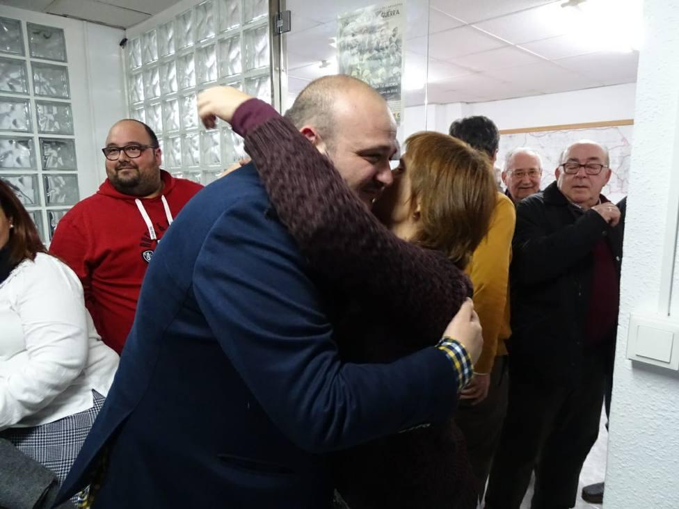 Manuel Torres, elegido nuevo secretario general del PSOE de Cartagena
