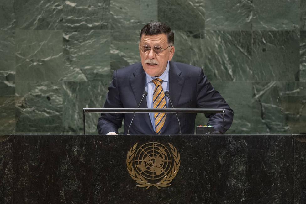 El gobierno de unidad de Libia da las gracias a Turquía por contribuir a la protección de civiles