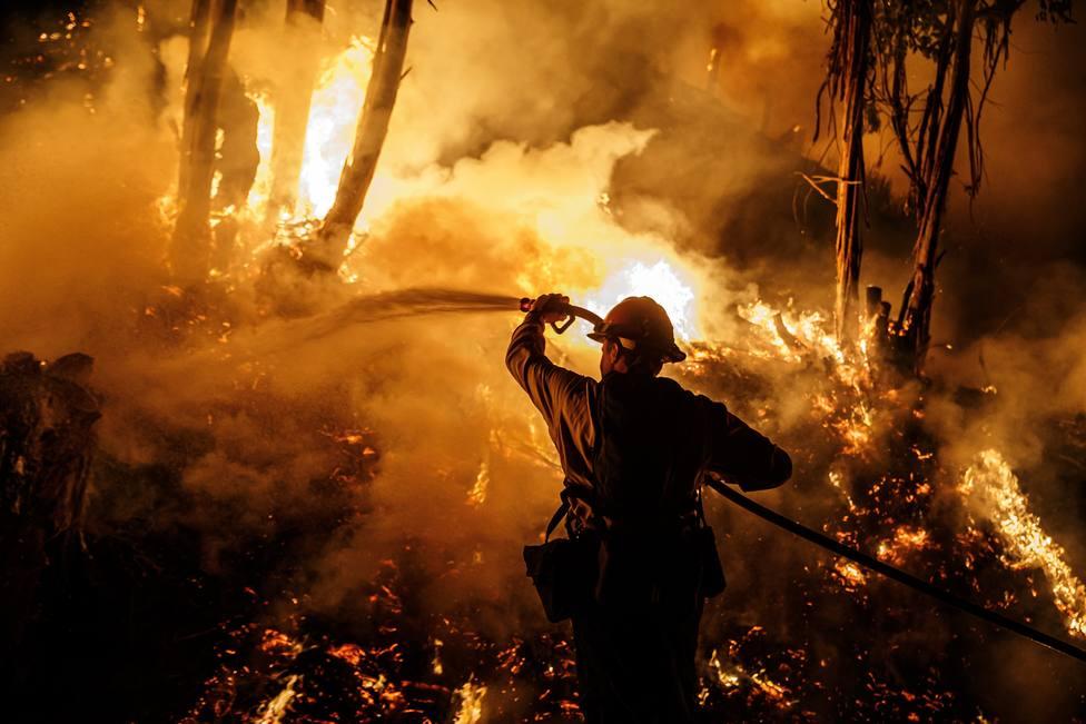 La empresa de gas y electricidad PG&E reconoce 84 cargos de homicidio involuntario por los incendios de 2018