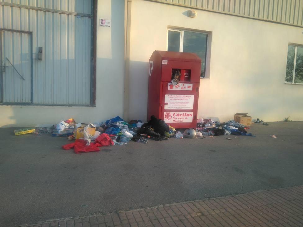 Cáritas Menorca y el proyecto Mestral solicitan la colaboración
