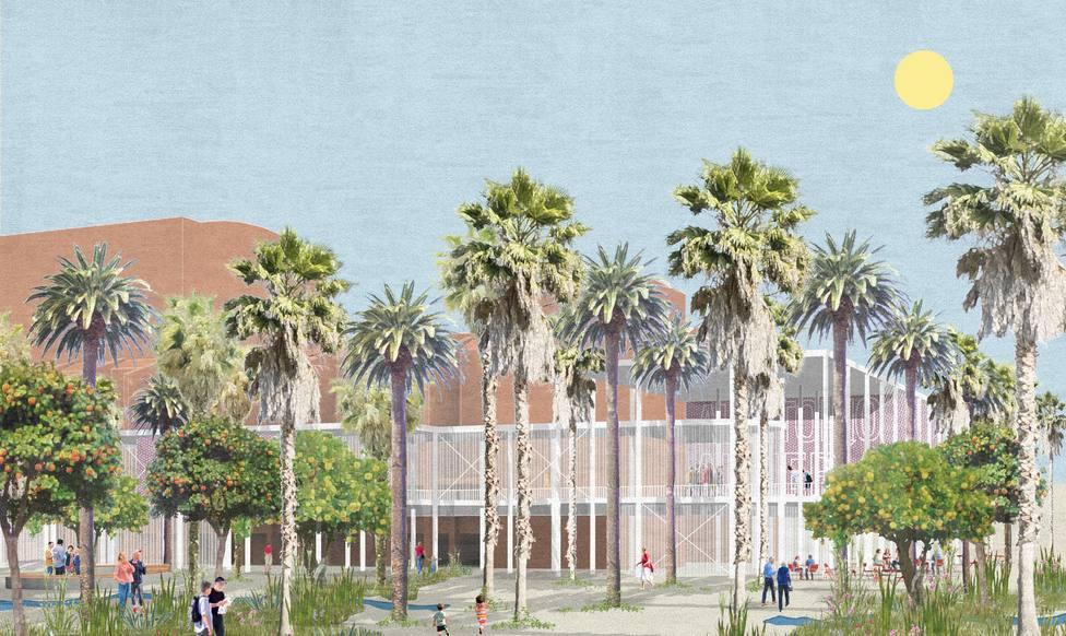 Almería contrata la redacción del proyecto de la nueva Ciudad de la Cultura