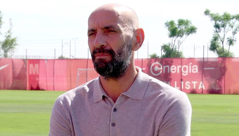 Monchi, sobre la polémica con los jugadores:Han pedido perdón públicamente, que no es fácil