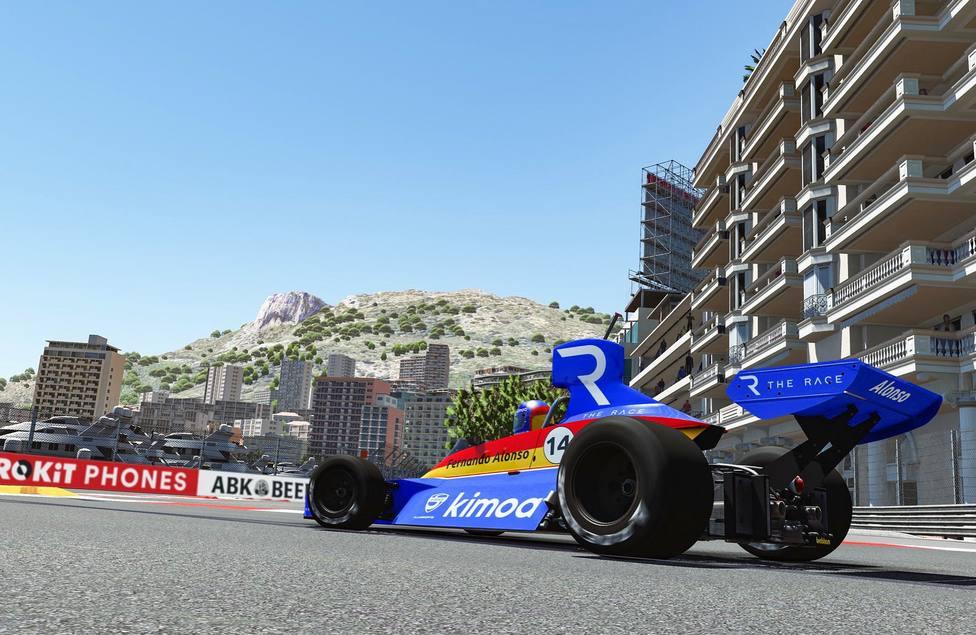 Fernando Alonso gana también en Mónaco y se acerca a la Triple Corona virtual