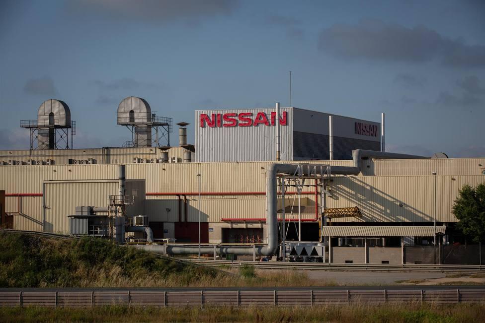 Exterior de la fábrica de Nissan en la Zona Franca de Barcelona (ARCHIVO) - EUROPA PRESS / DAVID ZORRAKINO