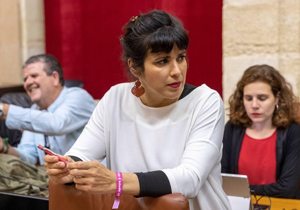 Adelante Andalucía se rompe: IU acusa a Teresa Rodríguez de secuestrar las redes sociales