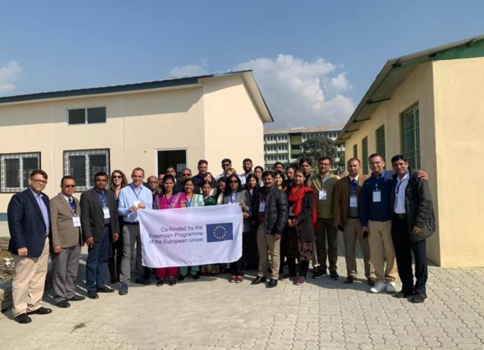 La UPCT lidera un proyecto para transformar en universidades sostenibles las instituciones de Nepal y Bután