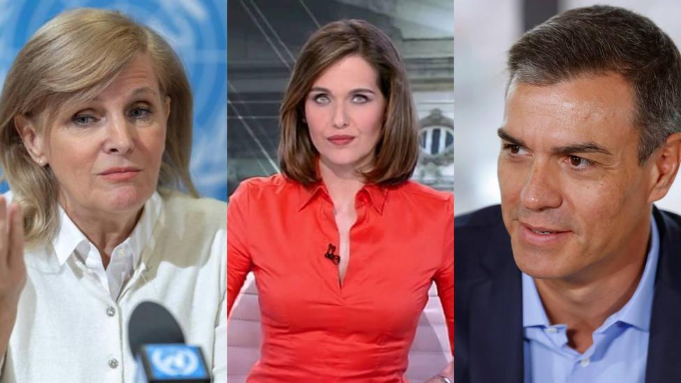 """La contundente respuesta de una presentadora de TVE a la OMS por asegurar que no saben """"qué pasa en España"""""""