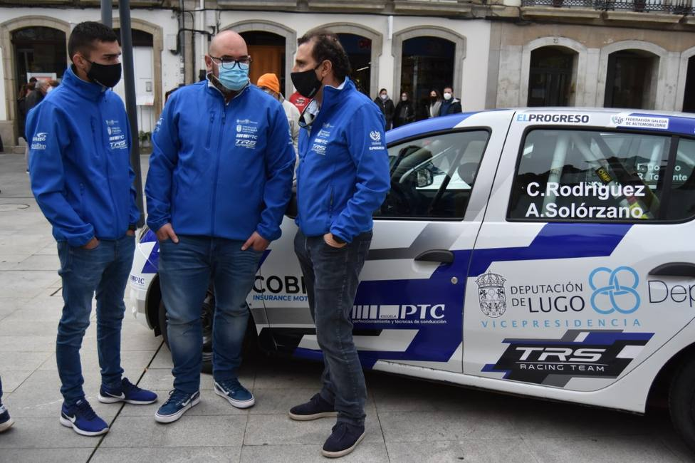 El Rally San Froilán se disputará este fin de semana con registro de entrada a los tramos