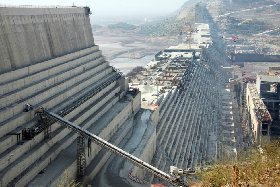 Egipto podría volar la presa que construye Etiopía en el río Nilo Azul, según Donald Trump