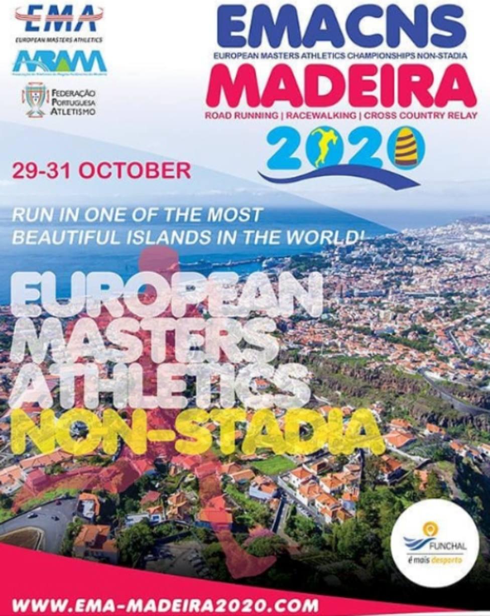 El Club Atletismo Nogalte, rumbo a Portugal