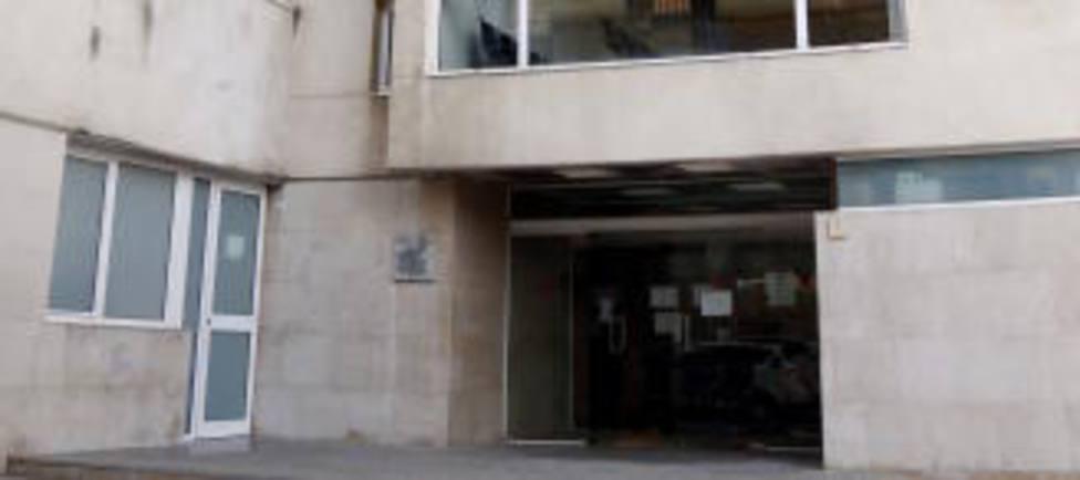 Fotografia del exterior de los juzgados de Vic