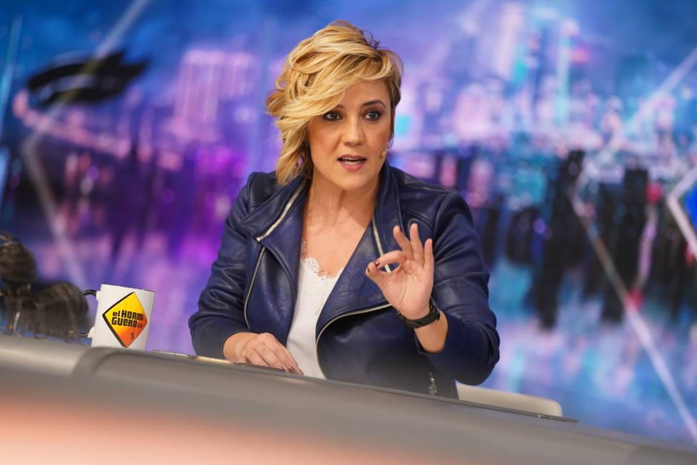 Cristina Pardo apunta en El Hormiguero la responsabilidad del Gobierno frente a la tercera ola