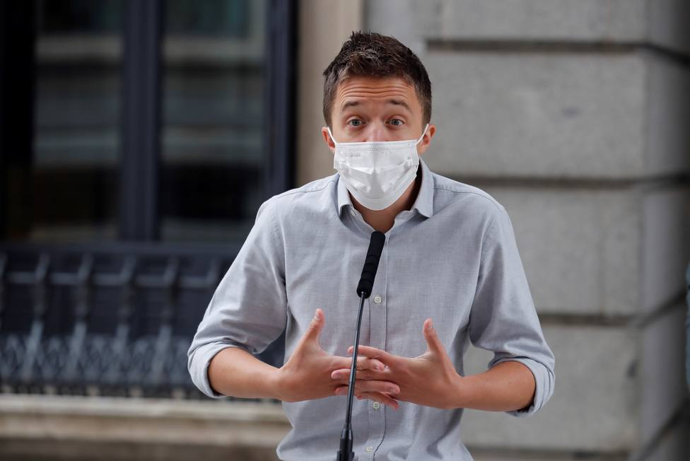 Íñigo Errejón pide a Sánchez endurecer las medidas y paralizar la actividad no esencial