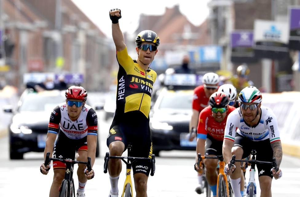 Cycling Gent-Wevelgem classic