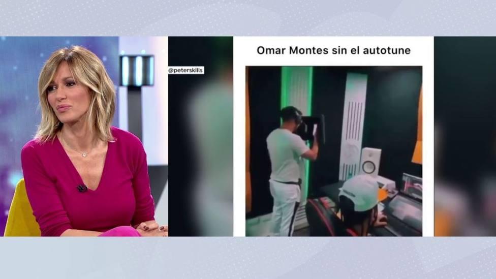 Susanna Griso se queda en shock tras conocer la cara oculta de Omar Montes: Por ahí no paso