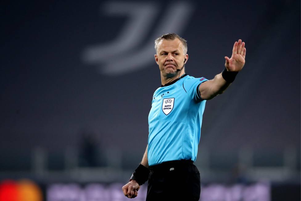 El neerlandés Björn Kuipers dirigirá el Liverpool-Real Madrid