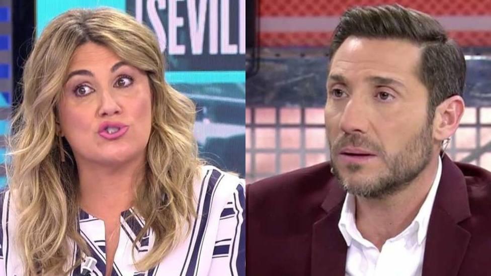 Carlota Corredera destapa la pregunta que Antonio David le hizo sobre Rocío Carrasco fuera de cámaras