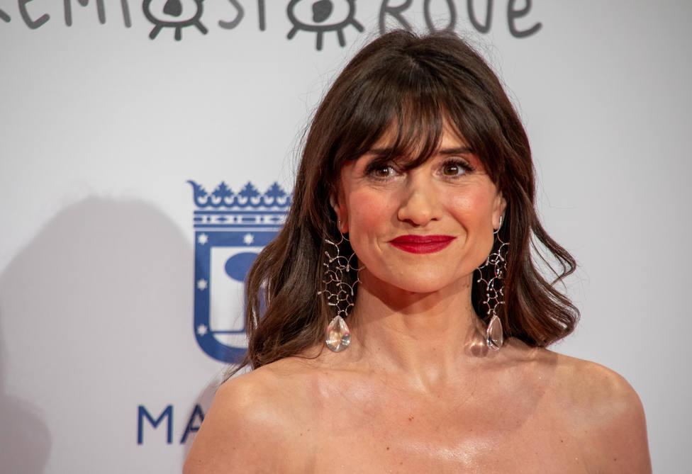 La actriz María Botto