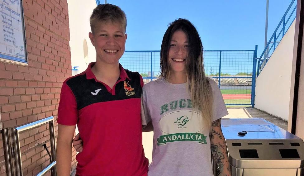 Carmen Carmona y María Martínez convocadas por la Selección Andaluza Femenina Senior