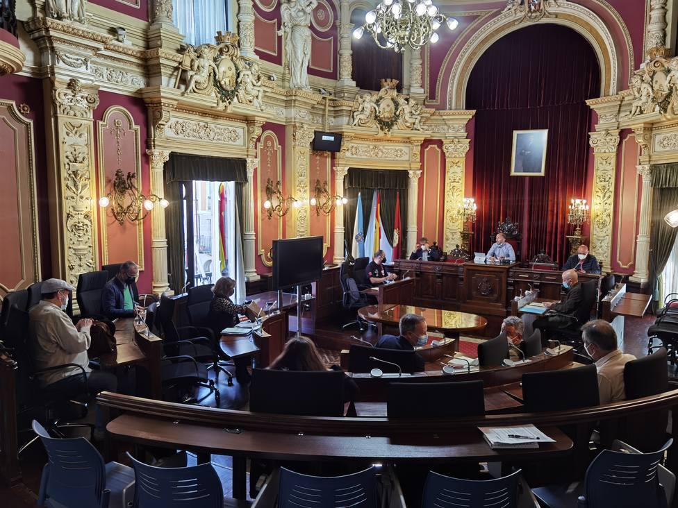 Comisión de Pleno