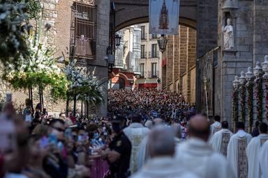 Festividad del Corpus Christi en Toledo