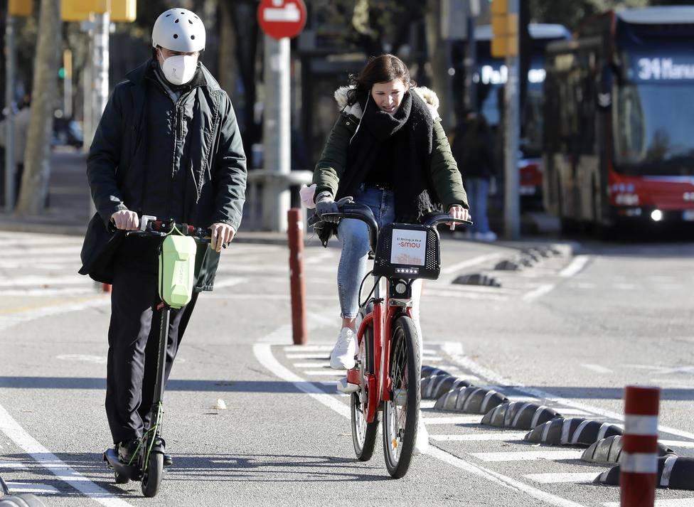 DGT: los nuevos controles a los que se someterán los ciclistas en las ciudades