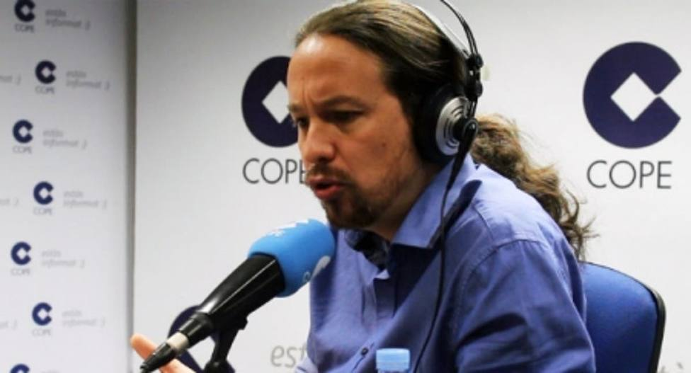 Pablo Iglesias en Herrera en COPE