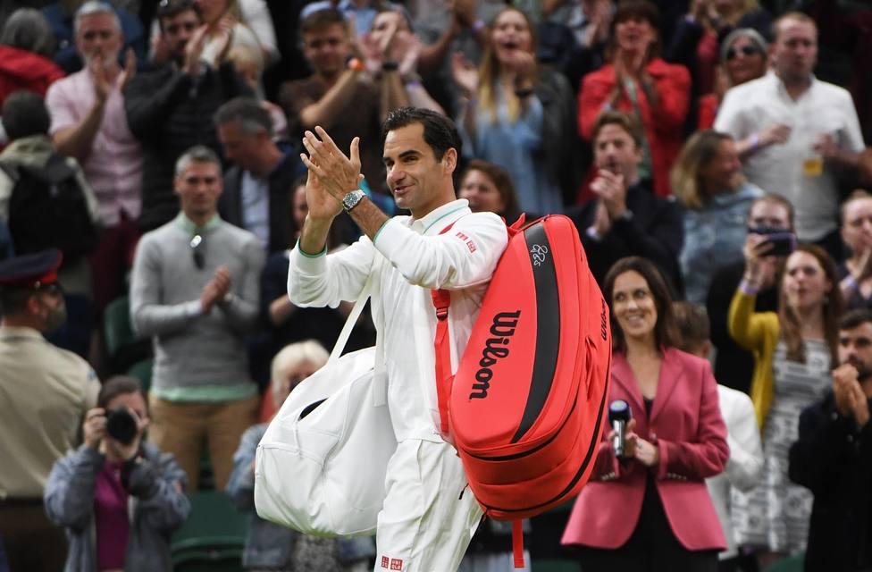 Federer también renuncia a Tokyo